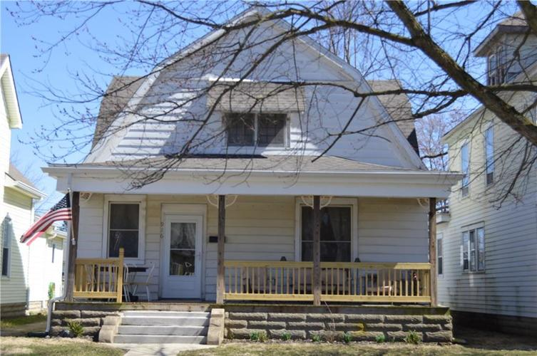 916 N Perkins Street Rushville, IN 46173 | MLS 21629356