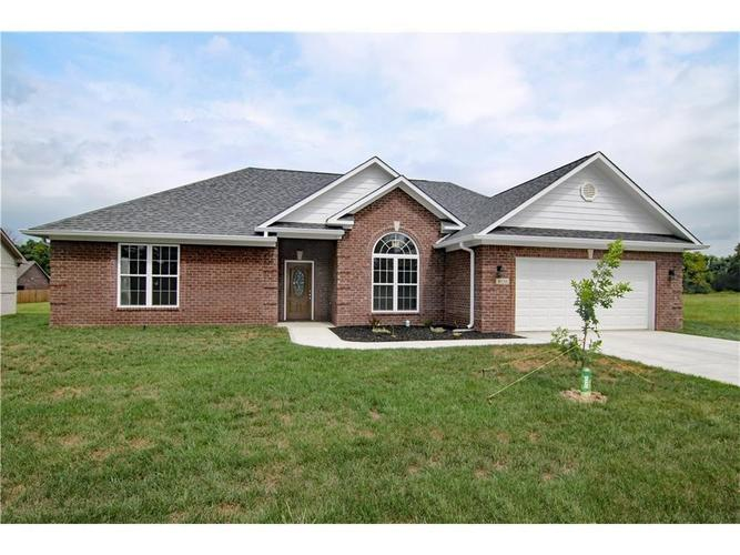 4920 E Clearview Drive Mooresville, IN 46158 | MLS 21629392