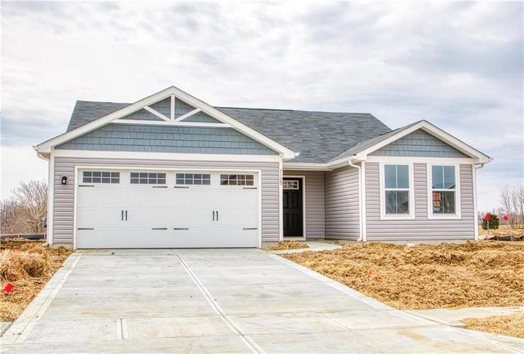 7109 E Rising Sun Circle Camby, IN 46113 | MLS 21629407