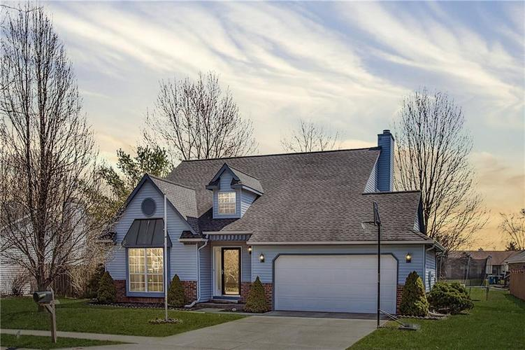 7613  Bayhill Drive Indianapolis, IN 46236 | MLS 21629426
