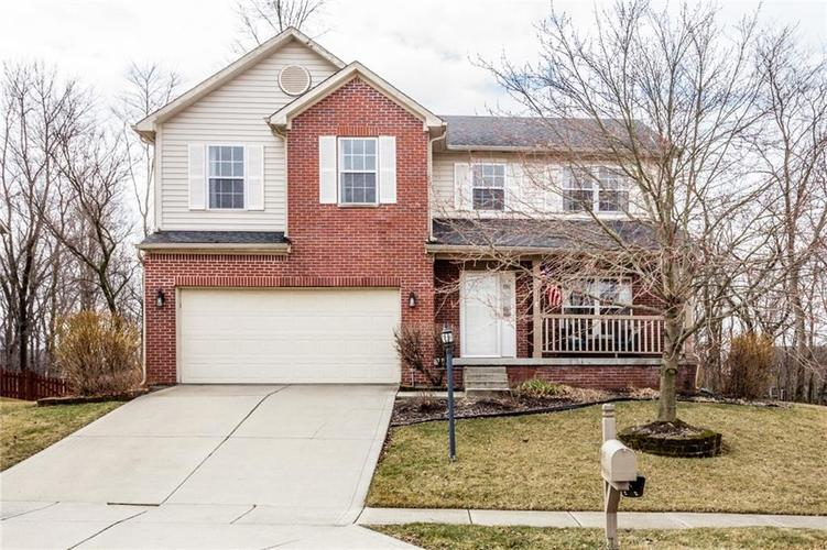 8645 Providence Drive Fishers, IN 46038 | MLS 21629430 | photo 1