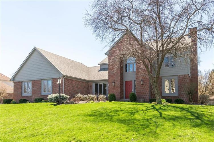 1929  Spruce Drive Carmel, IN 46033 | MLS 21629440