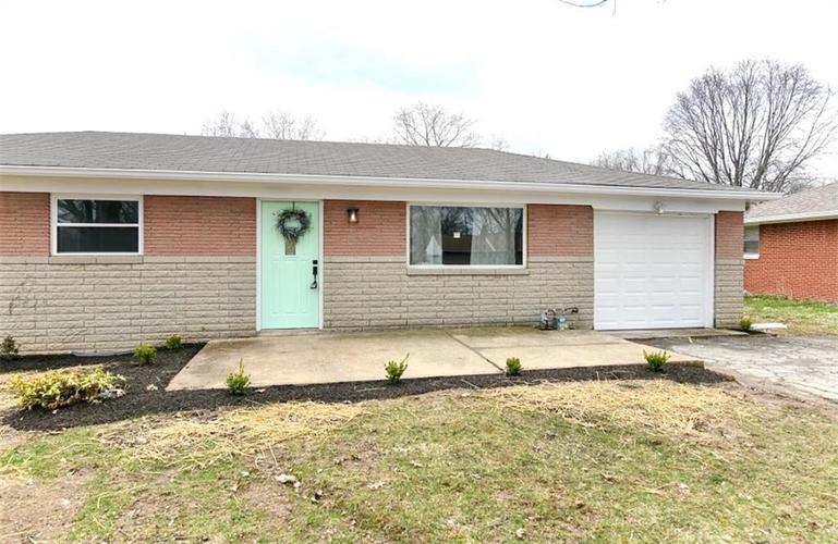 416 N Mitchner Avenue Indianapolis, IN 46219 | MLS 21629509 | photo 1