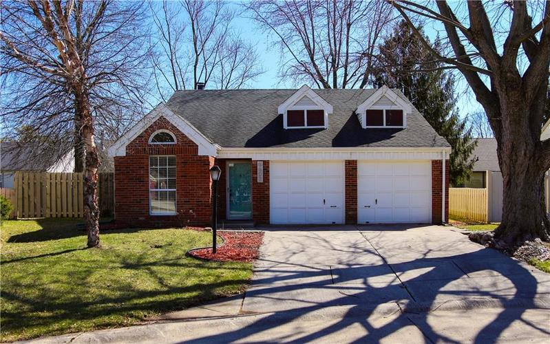6607  Pointe East Court Indianapolis, IN 46250 | MLS 21629589