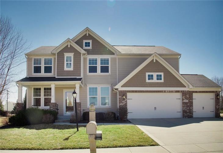 2050  Banburry Place Avon, IN 46123 | MLS 21629608