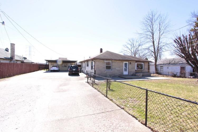 6847 E 34th Street Indianapolis, IN 46226 | MLS 21629613 | photo 1