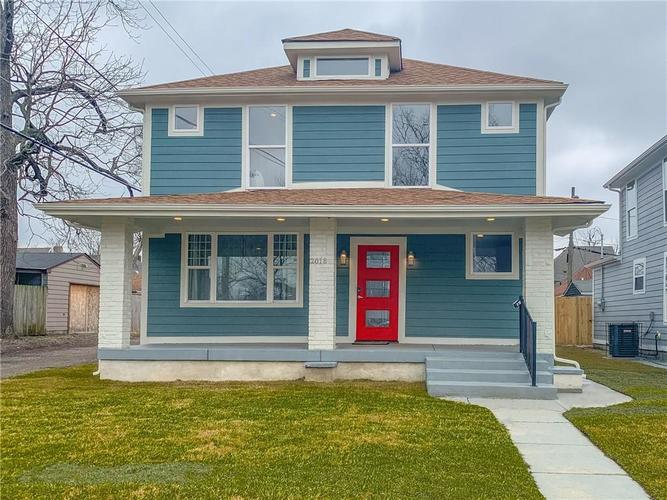 2018 Woodlawn Avenue Indianapolis, IN 46203 | MLS 21629630 | photo 1