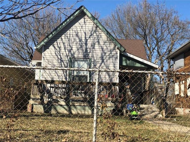 324 W 40TH Street Indianapolis, IN 46208   MLS 21629665