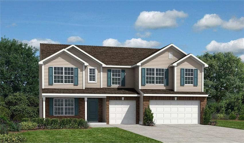 1534 Wedgewood Place Avon, IN 46123 | MLS 21629692 | photo 2