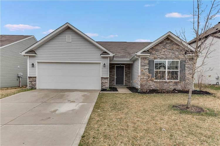 5780  Blue Sky Drive Whitestown, IN 46075 | MLS 21629708