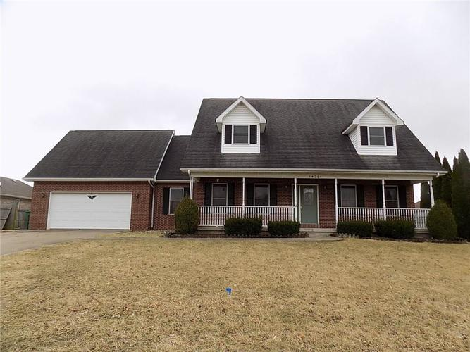 14201  Katriene Drive Daleville, IN 47334 | MLS 21629726