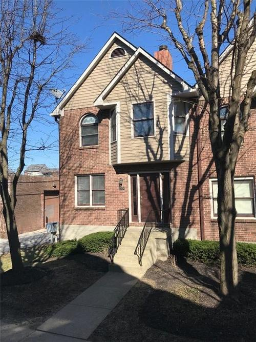 502 E 10th Street Indianapolis, IN 46202 | MLS 21629770