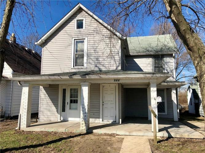 966 OLIN Avenue Indianapolis, IN 46222 | MLS 21629870 | photo 1