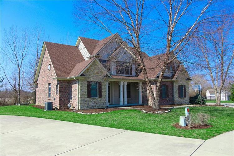 4136 S BLACK OAK Lane New Palestine, IN 46163 | MLS 21629945