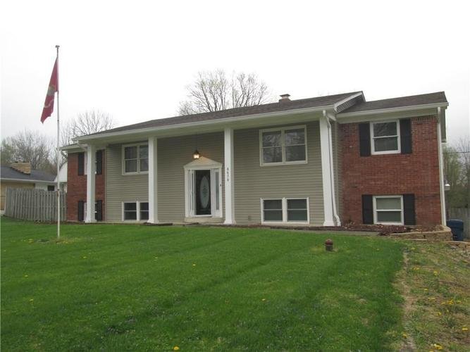 8670 W 800 North  Indianapolis, IN 46259 | MLS 21629947