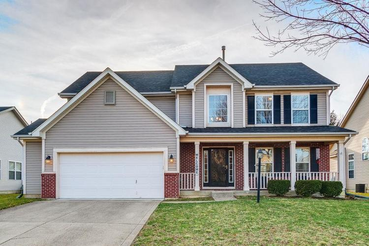 11666  Palisades Court Fishers, IN 46037 | MLS 21629986
