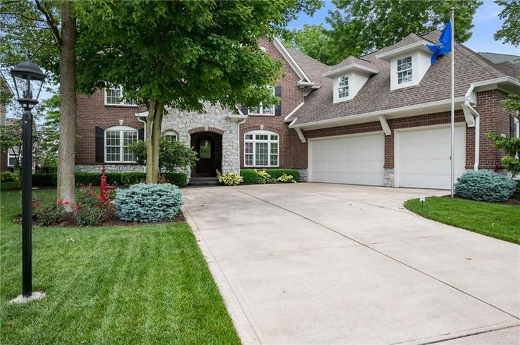 14668  Whispering Breeze Drive Fishers, IN 46037 | MLS 21630056