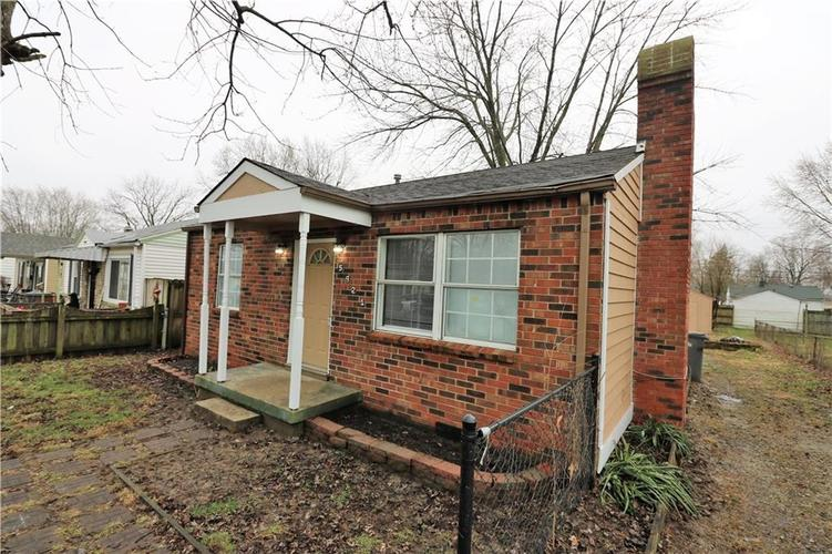 5921  Greenfield Avenue Indianapolis, IN 46219 | MLS 21630063