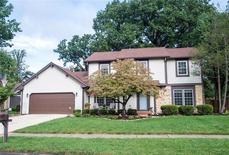 8022  TANAGER Lane Indianapolis, IN 46256 | MLS 21630152