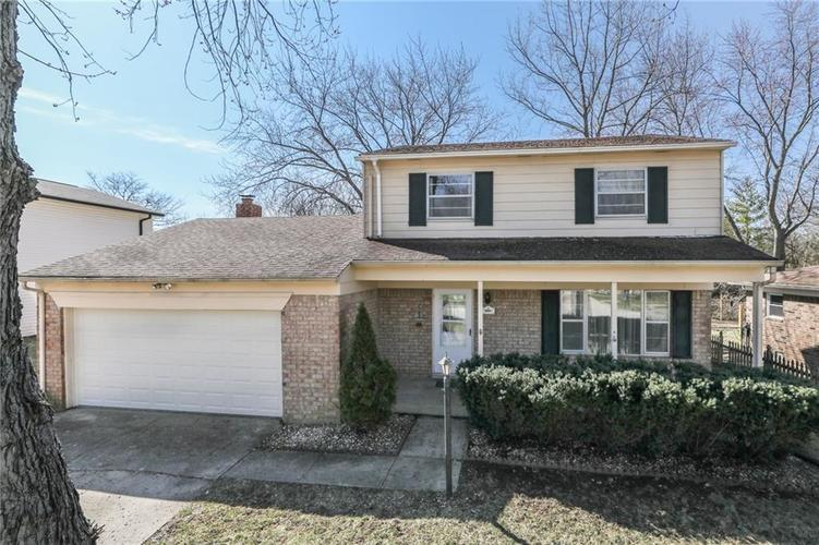 5631  Somers Drive Indianapolis, IN 46237 | MLS 21630163