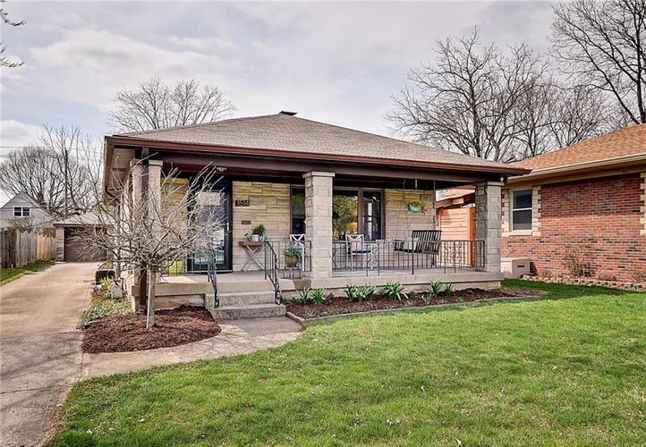 1514 N Hawthorne Lane Indianapolis, IN 46219 | MLS 21630165 | photo 1
