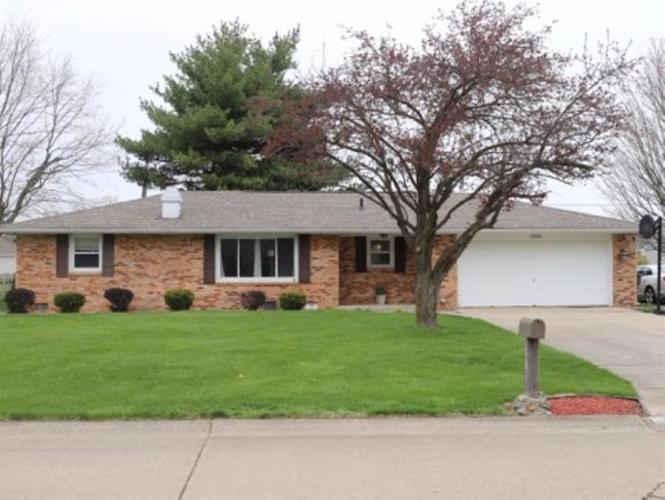 3308  RIVER BLUFF Road Anderson, IN 46012 | MLS 21630172