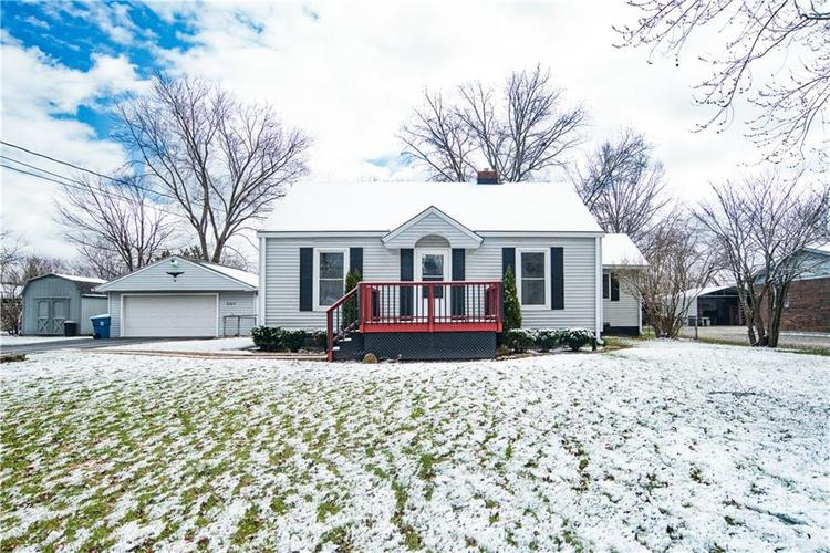 6509  Ratliff Road Camby, IN 46113 | MLS 21630186