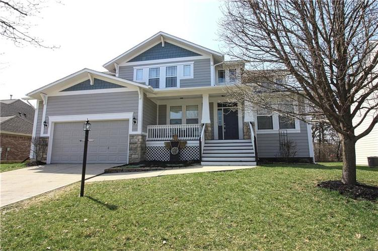 5134  Greenheart Place Indianapolis, IN 46237 | MLS 21630196