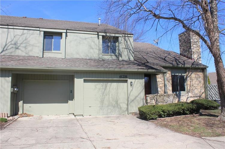 628 Conner Creek Drive #628 Fishers, IN 46038   MLS 21630237   photo 1