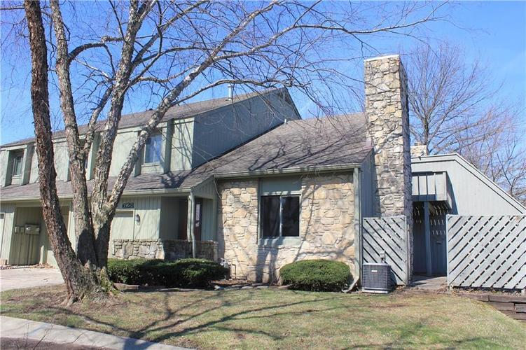 628 Conner Creek Drive #628 Fishers, IN 46038   MLS 21630237   photo 2