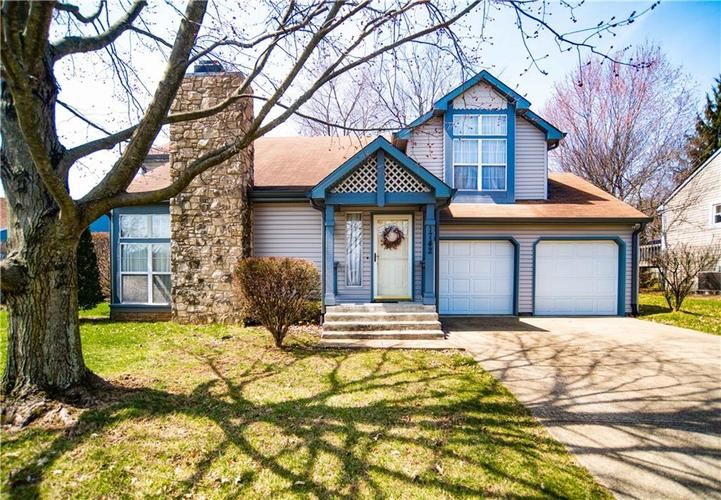 1742  Catalano Drive Indianapolis, IN 46214 | MLS 21630252