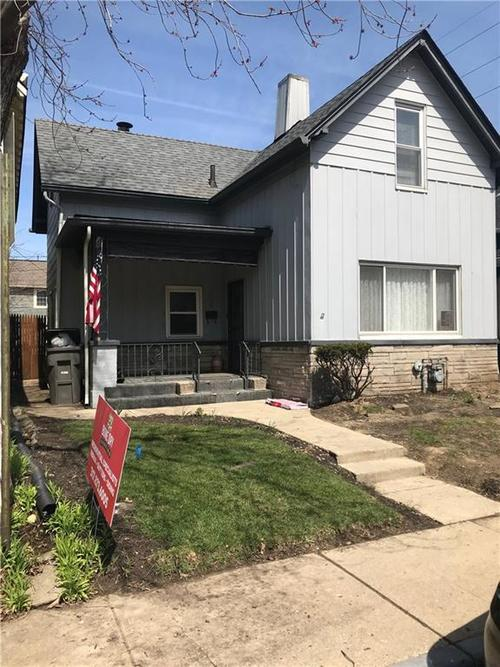 722 E McCarty Street Indianapolis, IN 46203 | MLS 21630280