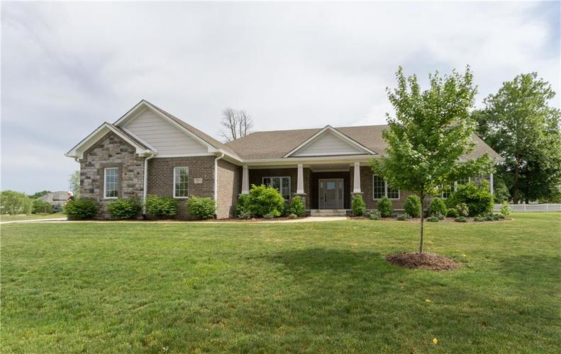 5963 W BOULDER CREEK Drive New Palestine, IN 46163 | MLS 21630296