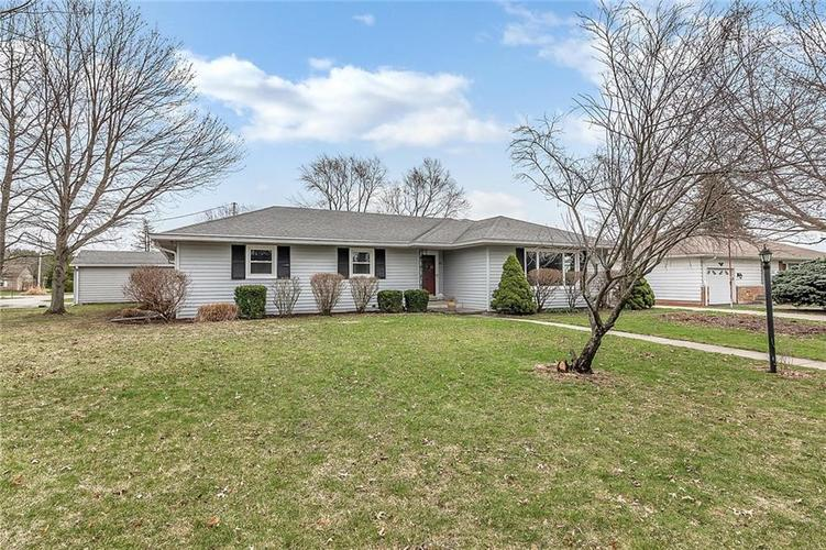 201 S Linden Lane Sheridan, IN 46069 | MLS 21630320