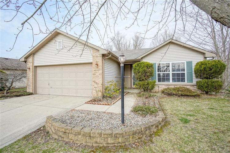 202  Brixton Woods East Drive Pittsboro, IN 46167 | MLS 21630331