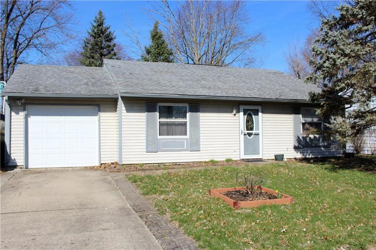 5512  STRAW HAT Drive Indianapolis, IN 46237   MLS 21630433
