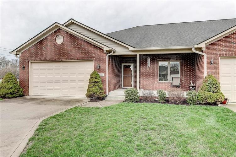 12632 N Lakeside Court Mooresville, IN 46158 | MLS 21630487