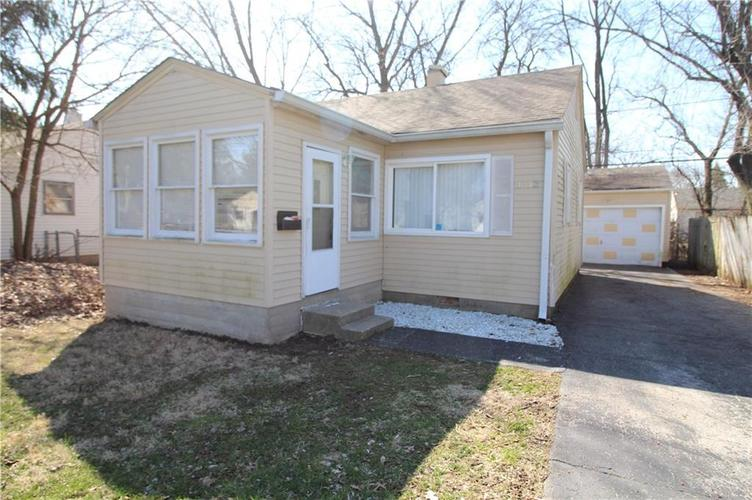 3313 W 22nd Street Indianapolis, IN 46222 | MLS 21630493