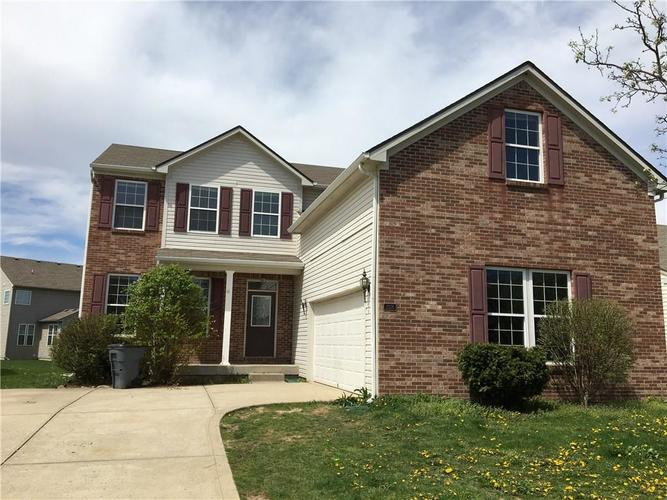 2526  Thorney Wood Lane Indianapolis, IN 46239 | MLS 21630496