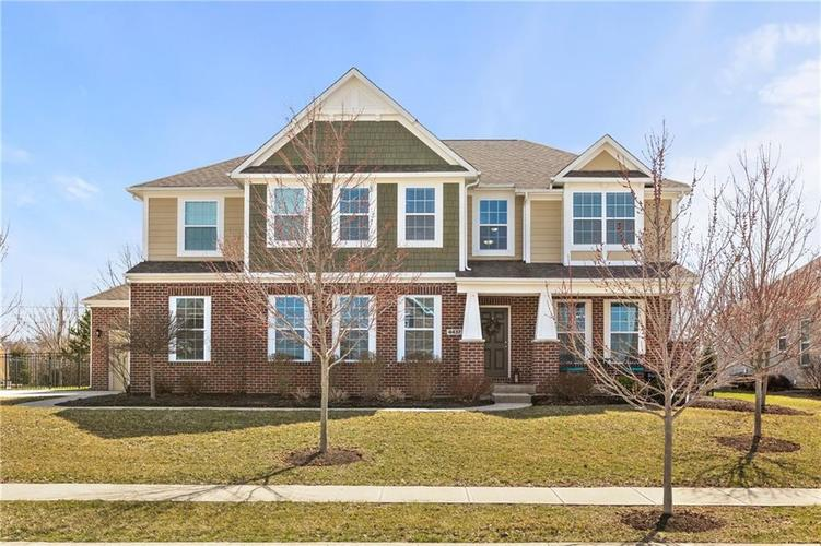 4437 Hickory Grove Boulevard Greenwood, IN 46143 | MLS 21630517 | photo 1