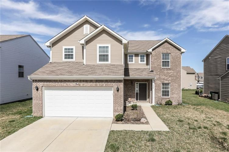 6348  Enclave Boulevard Greenwood, IN 46143 | MLS 21630556