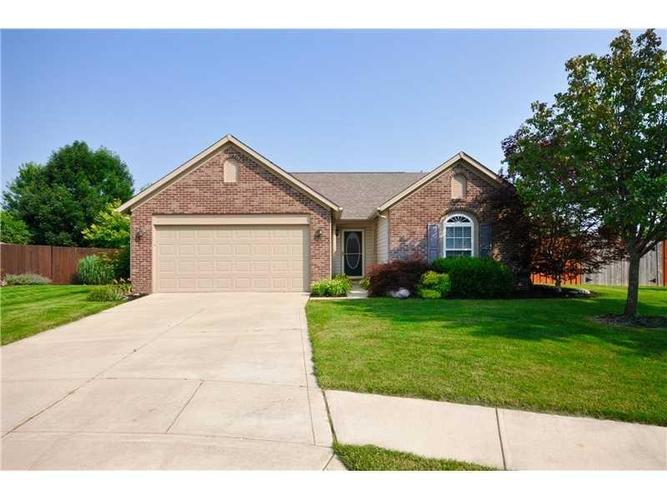 14098  Mimosa Court Fishers, IN 46038 | MLS 21630574