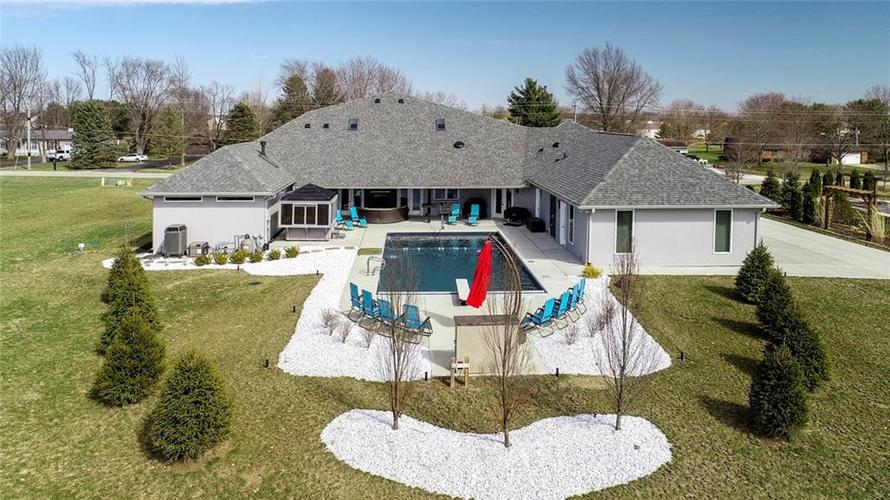 3598 S County Road 475  Plainfield, IN 46168 | MLS 21630597