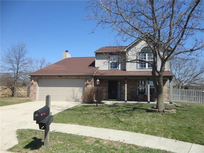 1217 Green River Court Indianapolis, IN 46229 | MLS 21630598 | photo 1