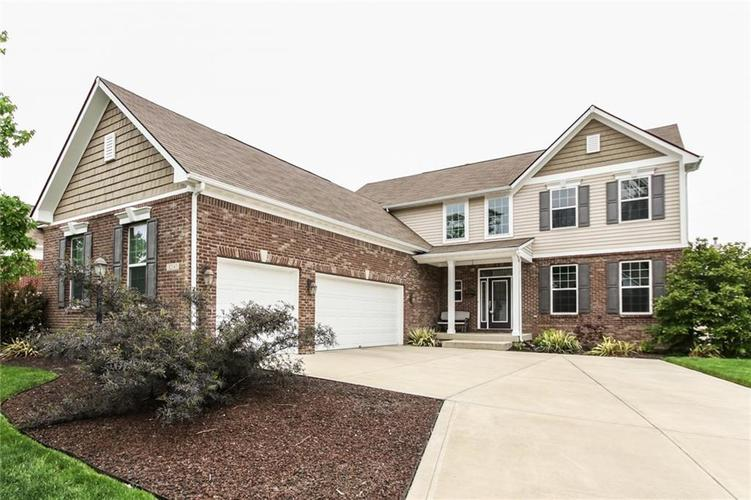 12143  Wolverton Way Fishers, IN 46037 | MLS 21630614