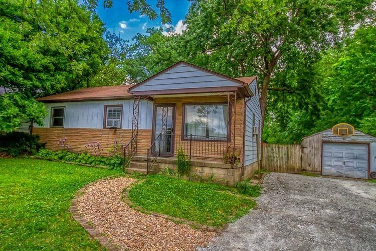 2335 N Ritter Avenue Indianapolis, IN 46218 | MLS 21630726