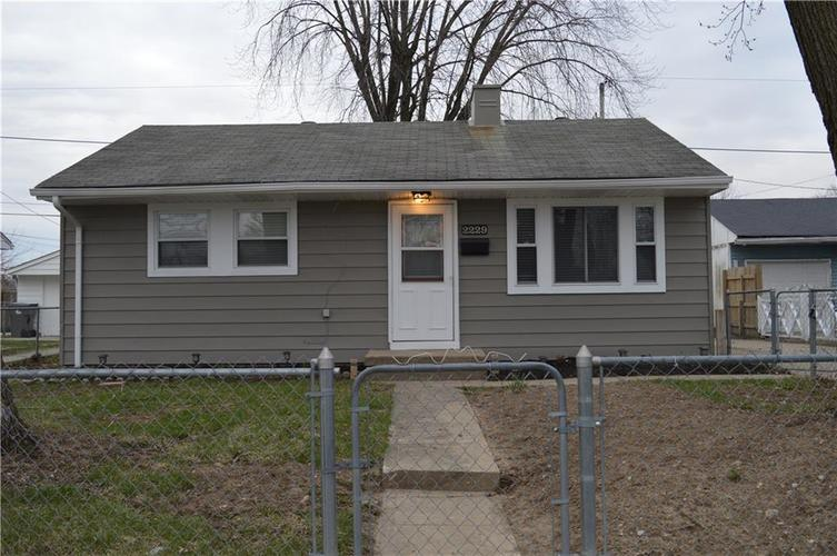 2229 St. Peter Street Indianapolis, IN 46203 | MLS 21630866 | photo 1