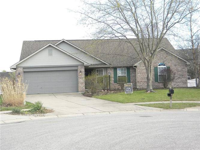 12809  Patrick Court Fishers, IN 46038 | MLS 21630922