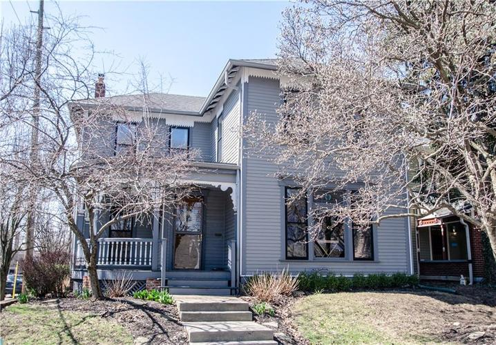 731  LEXINGTON Avenue Indianapolis, IN 46203 | MLS 21630928