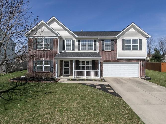 10404  Ringtail Place Fishers, IN 46038 | MLS 21630950
